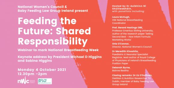 Feeding the Future: Shared Responsibility