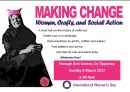 Making Change: Women, crafting and social change