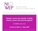 Restart, revive and rebuild: A 2020s women, peace and security agenda
