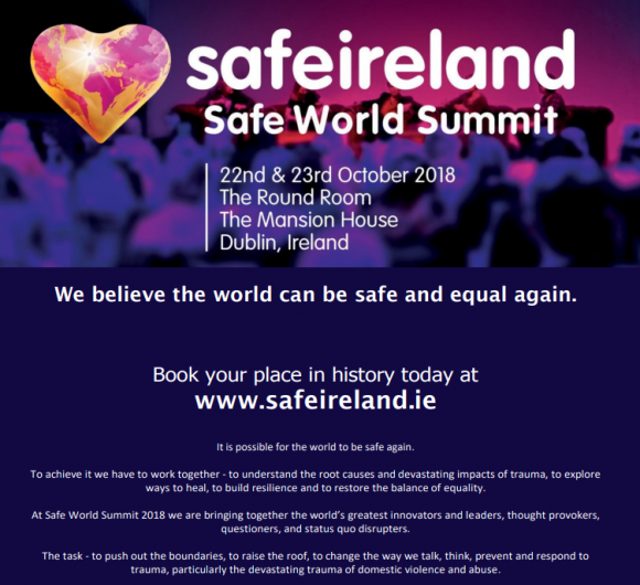 safe summit dublin 22 23rd of october events the national