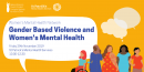 NWCI Members and Friends Meeting - Gender-based violence and women's mental health