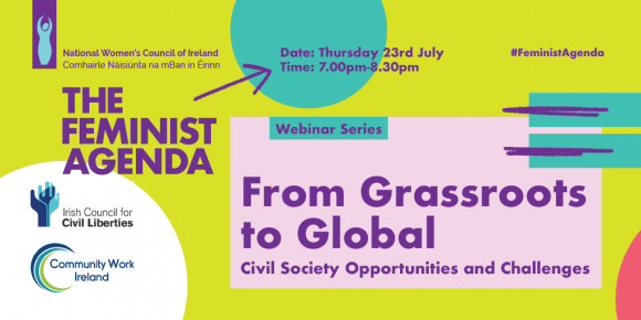 From Grassroots to Global - Civil Society Opportunities and Challenges