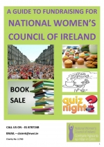 A Guide to Fundraising for National Women's Council of Ireland