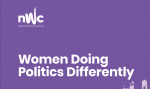 Women doing politics differently