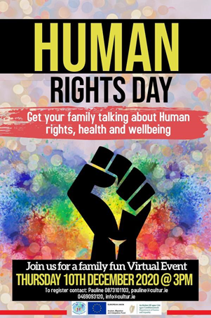 Cultúr Human Rights Day