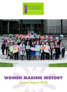 Women Making History - Annual Report 2018