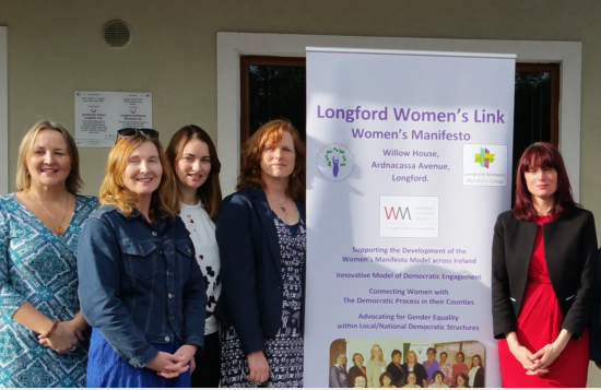 Women in Rural Communities - NWCI's Members and Friends meeting