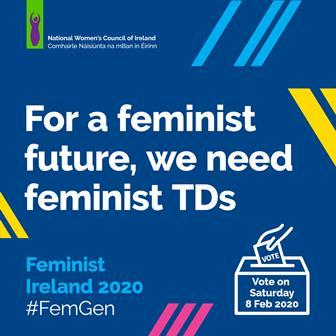 Ten asks for a feminist Ireland!
