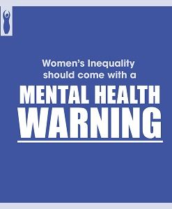 New campaign - Women's Mental Health
