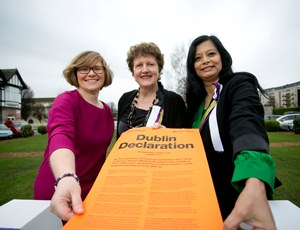 Dublin Declaration on Reproductive Rights unveiled