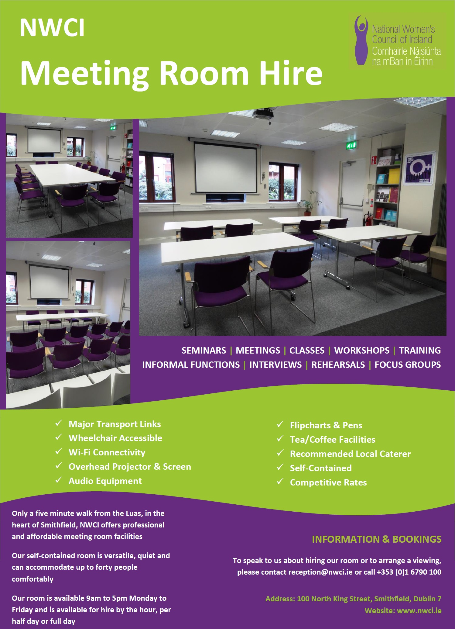 Book Business Meeting Rooms & Venues in London | Capital Office