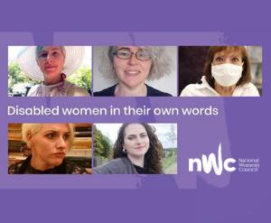 #AllWomen - Disabled Women in their own words
