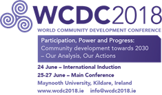World Community Development Conference: Call for papers and registration