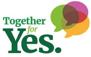 We are Together for Yes!