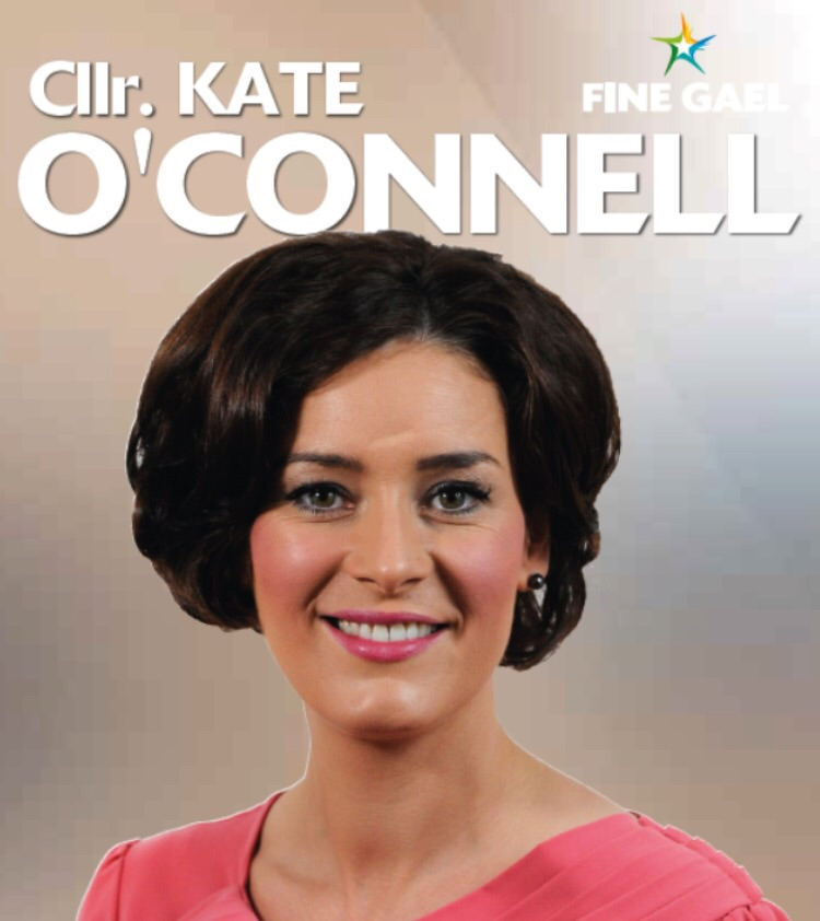 Kate O'Connell
