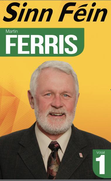 Martin Ferris